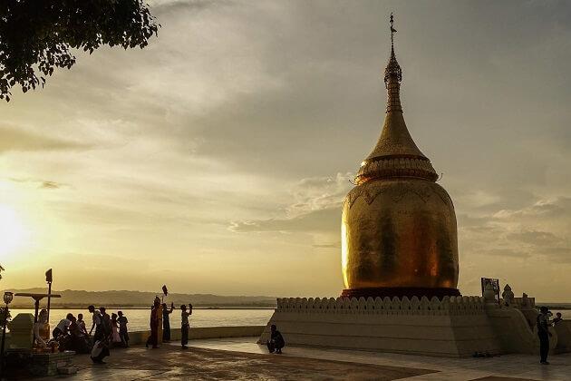 best time to visit bagan myanmar