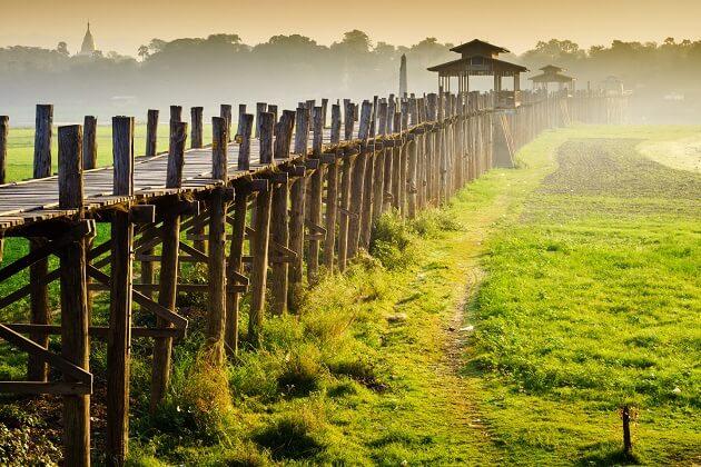 myanmar travel guide - best time visit myanmar