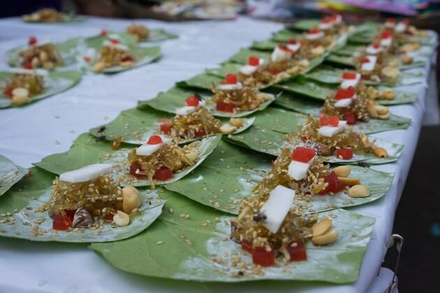 betel leaf - things to know about myanmar culture