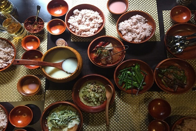 bhutan cuisine - best tours to south asia