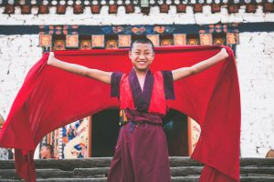 bhutan open their tourism to international tourism
