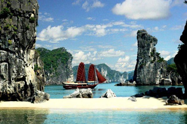brilliant halong bay in vietnam