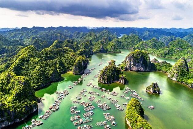 cat ba - vietnam vacations