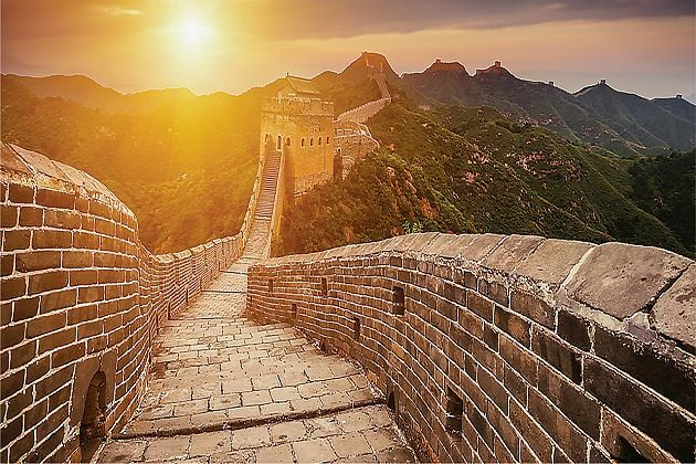 China tours in Travel destination asia
