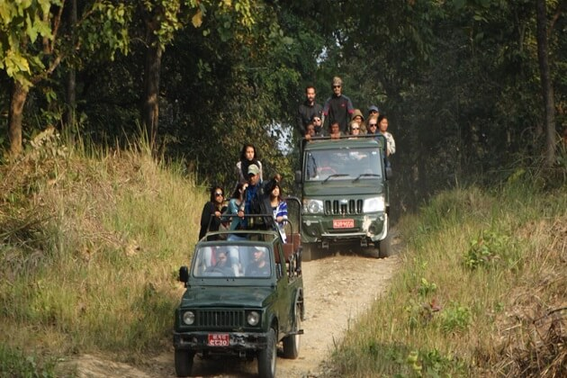 chitwan national park - nepal vacation