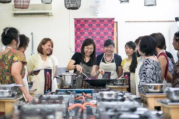 cooking class - malaysia classic vacation packages