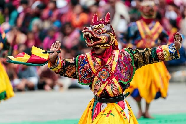 famous things to do in bhutan