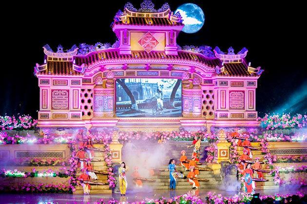 festivals in Vietnam - hue festival