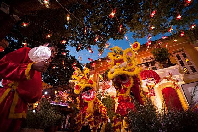 festivals in autumn - vietnam festivals