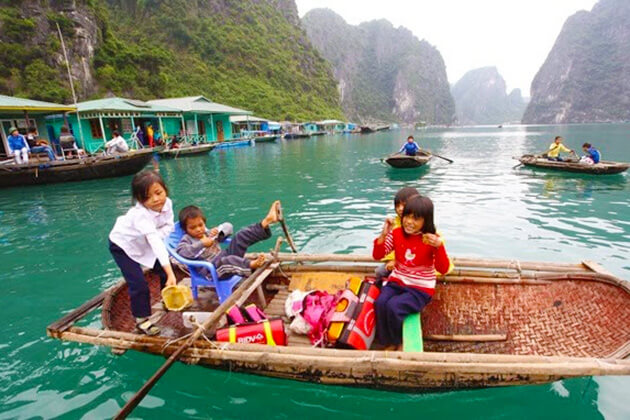 fishing village - 2 week indochina tour
