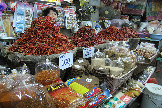 food souvenirs thailand