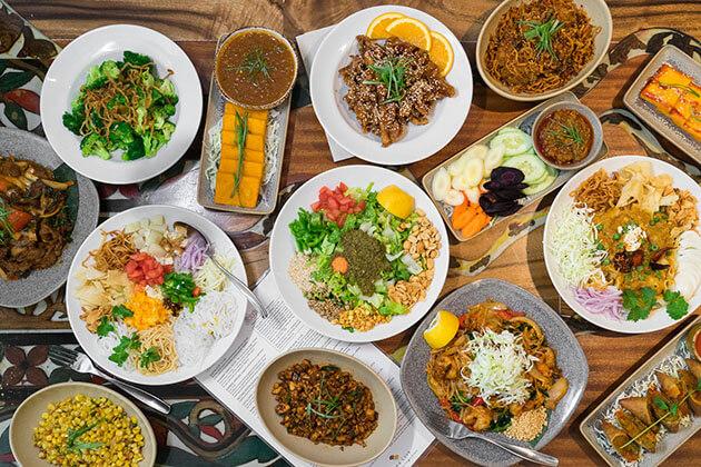 food - things to do in myanmar burma