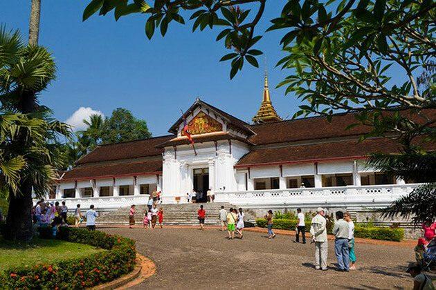 grand palace - laos
