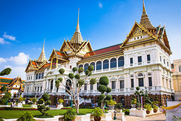 grand palace - thailand tours