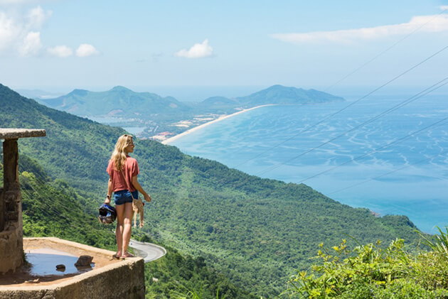 hai van pass - indochina tour 2 weeks