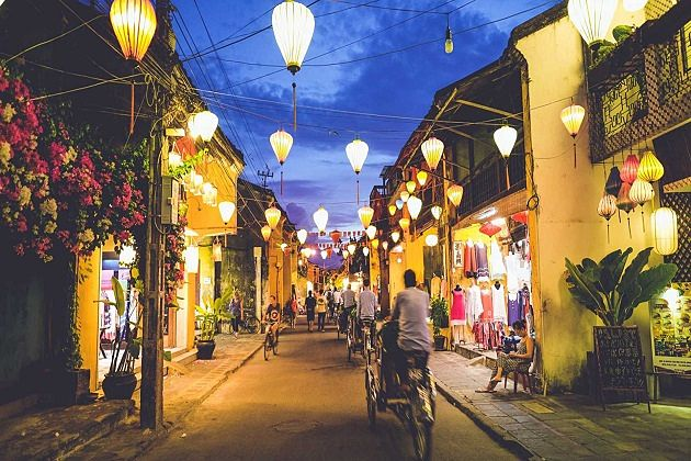 hoi an ancient town - indochina tours
