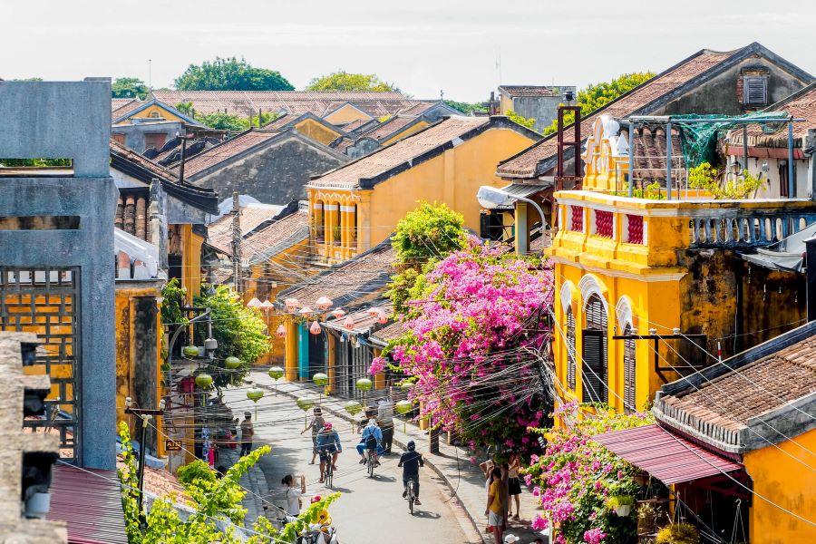 hoi an anicent town in vietnam