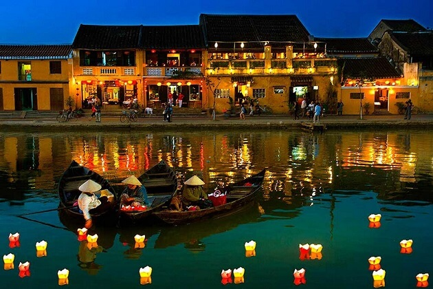 hoi an - asia tour travel