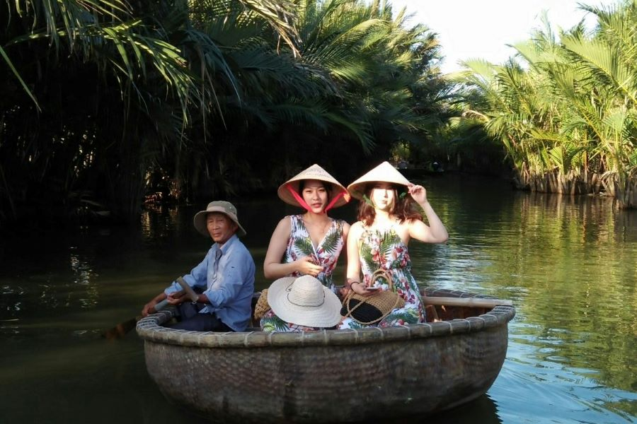 hoi an eco boat tour