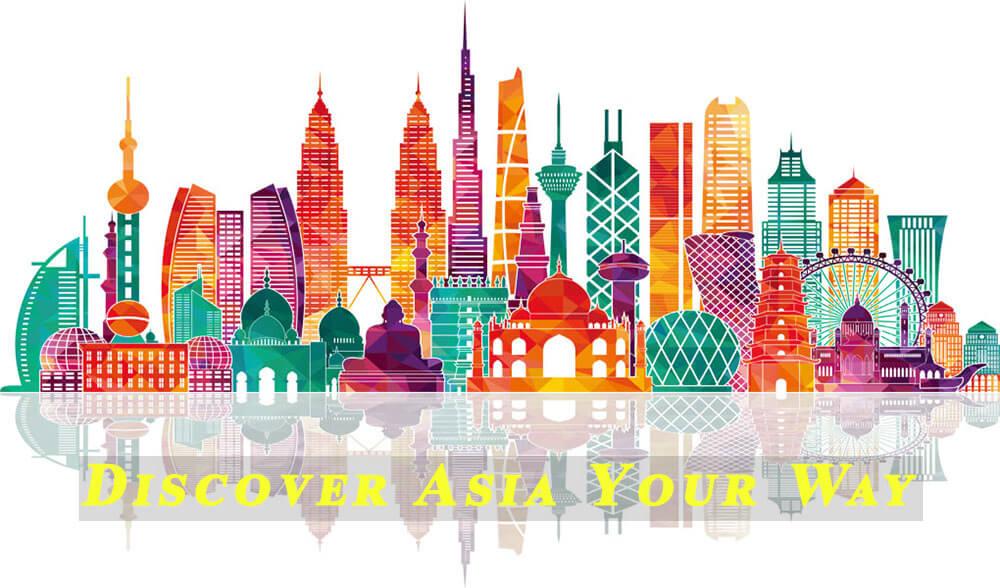 holiday destination asia