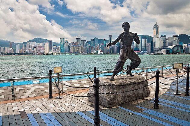 hong kong holiday destination Asia