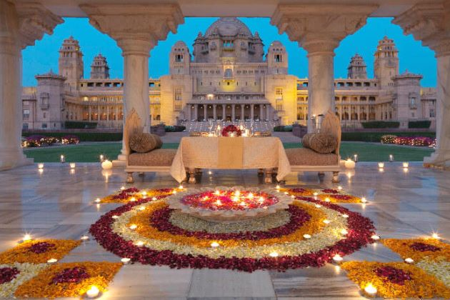 india palace south asia tour packages