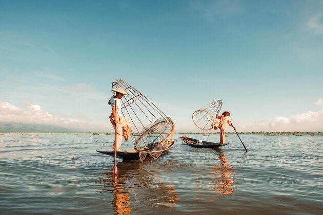 inle lake - myanmar tours