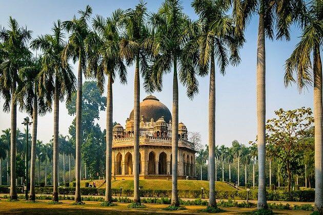 lodhi gardens - india wildlife tours