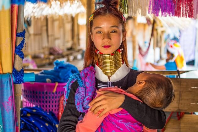 long neck - things to know before visiting myanmar