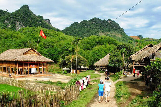 mai chau - vietnam cambodia laos tours