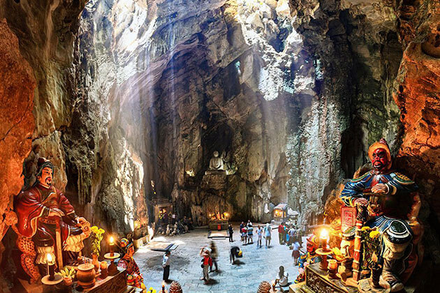 marble mountains - best southeast asia travel