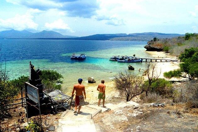 menjangan island - bali 1 week package