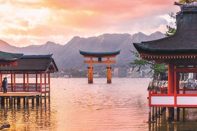 miyajima island - tours to east asia
