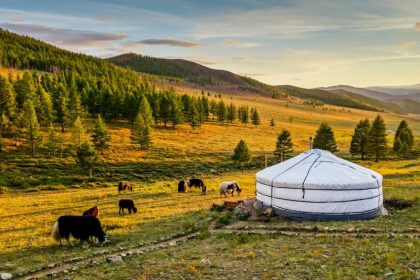 mongolia asian tour packages