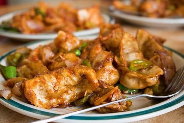 nepal food - nepal vacation