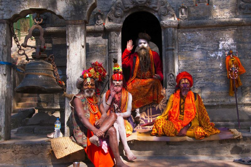 nepal people asia trip packages