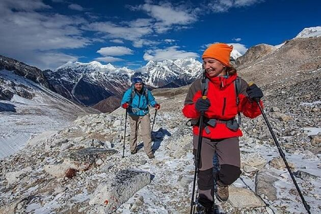 nepal trekking - south asia tours