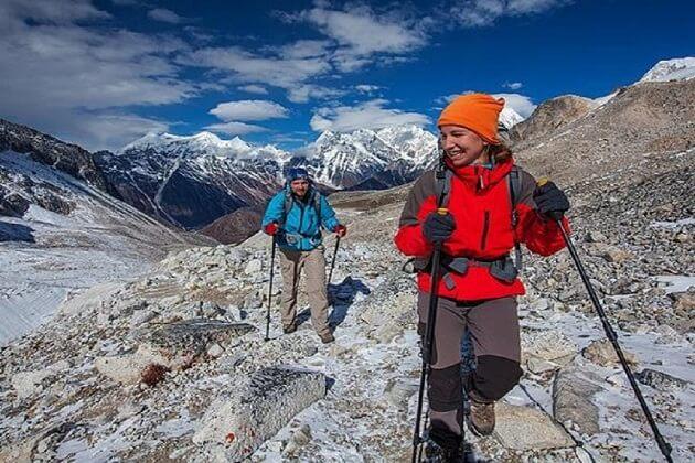 nepal trekking - south asia tours