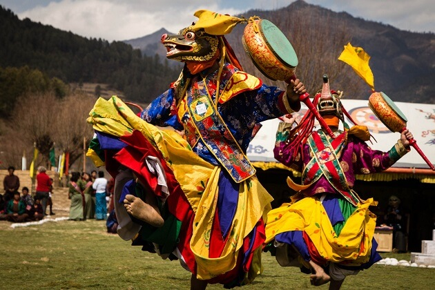 nomad festival - good season travel to asia