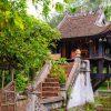 one pillar pagoda in hanoi vietnam