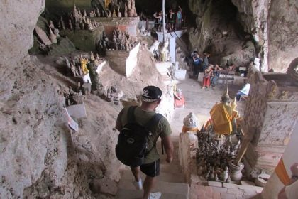 pak ou cave - tours to Southeast asia