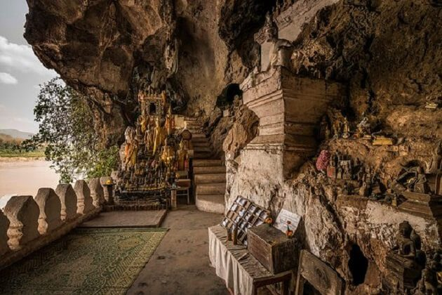 pak ou caves - indochina classic tour package