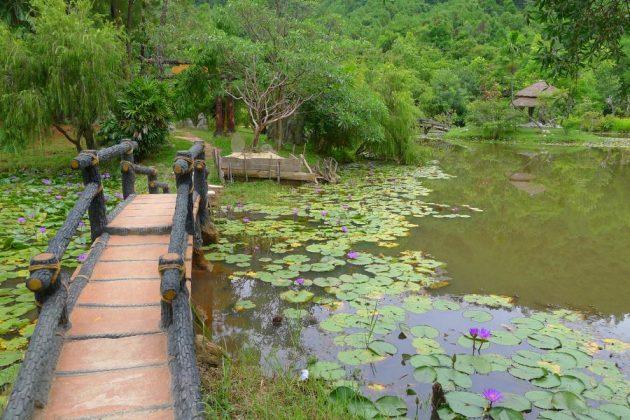 phu mong garden village in hue vietnam