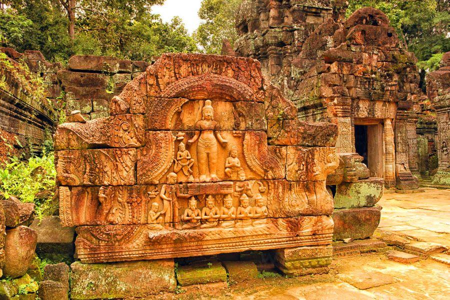 pre rup siem reap cambodia