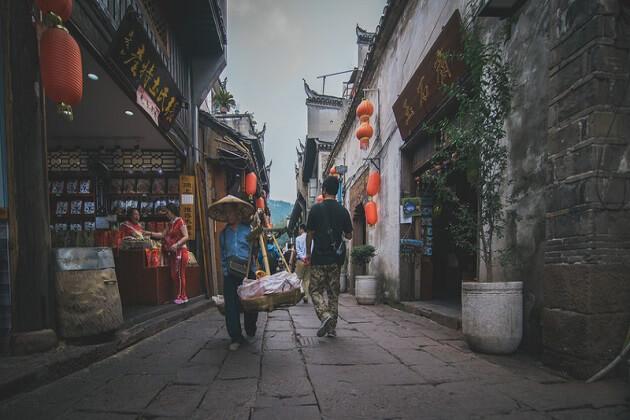 quaint city of Dazu - china 2 weeks