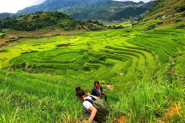 sapa trekking - best vietnam tours