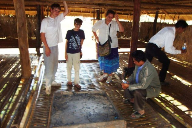 sedang village in vietnam
