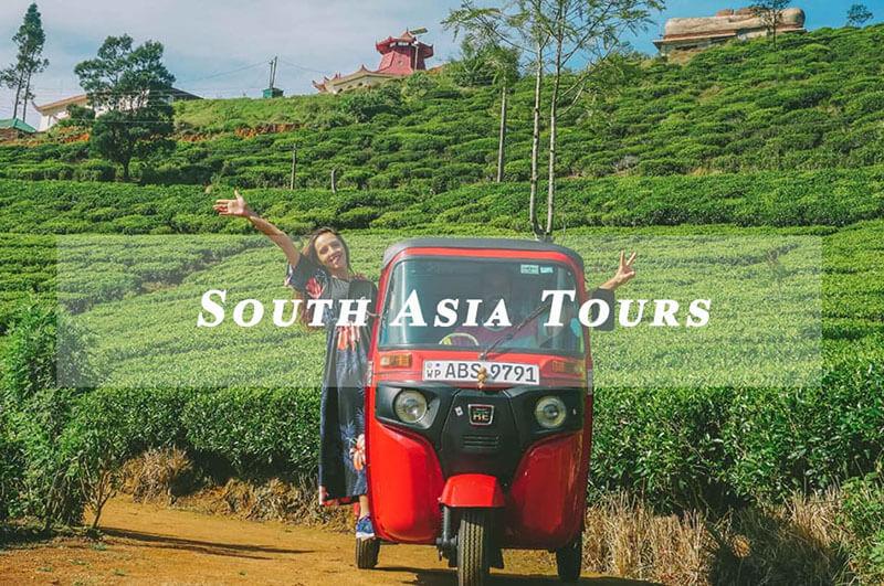 south asia tours
