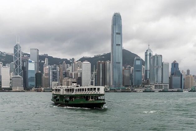 star ferry - hong kong tours
