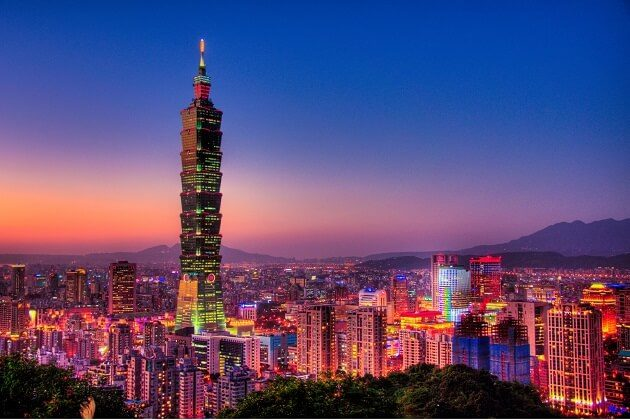 taipei asian vacation packages